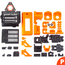 TriangleLAB PETG material printed parts for Prusa i3 MK3S 3D printer kit MK2/2.5 MK3 upgrade to MK3S