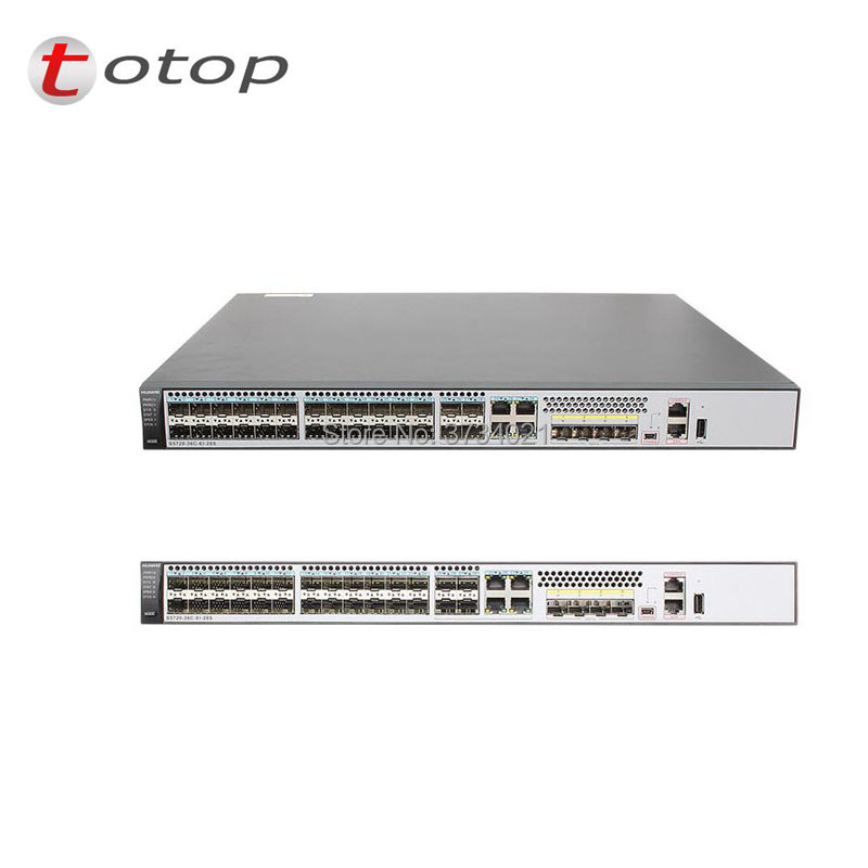 FREE SHIPPING Original Huawei S5720 Series Ethernet Switch S5720-36C-EI-28S-AC Network Switches  28-port Gigabit Switches