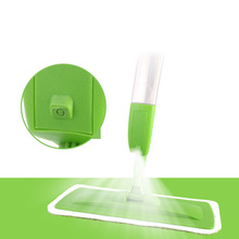 Two In One Micro-Wet Spray Horizontal Board Mop Tile Wood Floor Window Cleaning No Wash Household Lazy Mop - Kettle Capacity 6