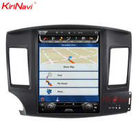 KiriNavi Vertical Screen Tesla Style 12.1 Inch android 6.0 Car Multimedia For Mitsubishi Lancer Android Radio GPS Navigation