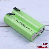 Ersatz Batterie für Philips HQ6868 HQ6870 HQ6885 HQ6889 HQ6890 HQ6825 HQ6827 HQ6830 HQ6832 HQ6845 rasierer Rasierer Batterien