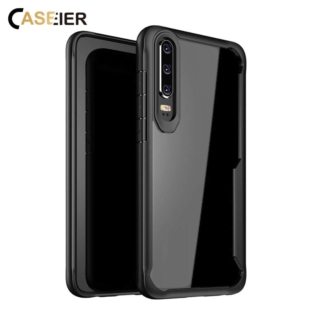 Caixa Do Telefone Para Huawei P30 CASEIER Lite Pro Cobertura Completa Caso À Prova de Choque Para Huawei Companheiro Companheiro 20 10 Lite Pro honra V20 Funda Coque
