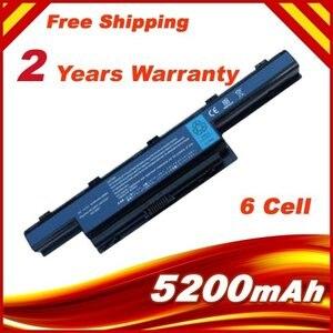 Célula de Bateria para Acer eMachines D440 D528 6 E640 E642 E644 E650 E730 E730G E732 E732G E732Z E732ZG G640 G730 g730G AS10D61