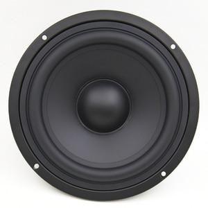 """Image 2 - Bricolage AUDIO HIFI 7 pouces 7 """"Midbass Woofer haut parleur unité 8OHM 130 W haut parleur QA 6100 HIfi Mediant Home cinéma bas profond Woofer"""