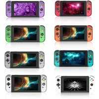 1x Pair Handles Shell Cases Protective Replacement Accessories For Switch Joy con Controller NS NX Console 8 Colors
