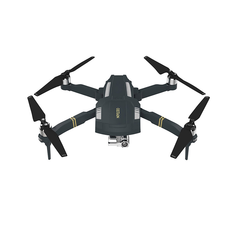 Global Drone Obtain Folding Quadcopter Professional FPV Drone RTF With 3 axis Gimbal HD Camera GPS Automatic Take Off