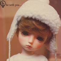 BJD SD Dolls Be With You Potato 1/6 YoSD Body Resin Model Baby Girls Boys Toys Eyes High Quality Fashion Shop Gift Box BTW