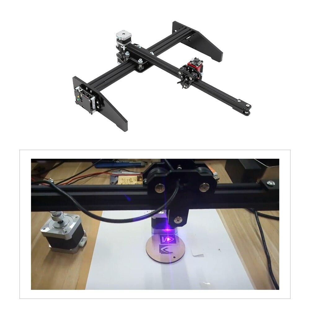 Défonceuse numérique de bureau USB Laser graveur Laser Cutter automatique ordinateur bricolage Laser Machine de gravure pour la gravure de découpe de bureau