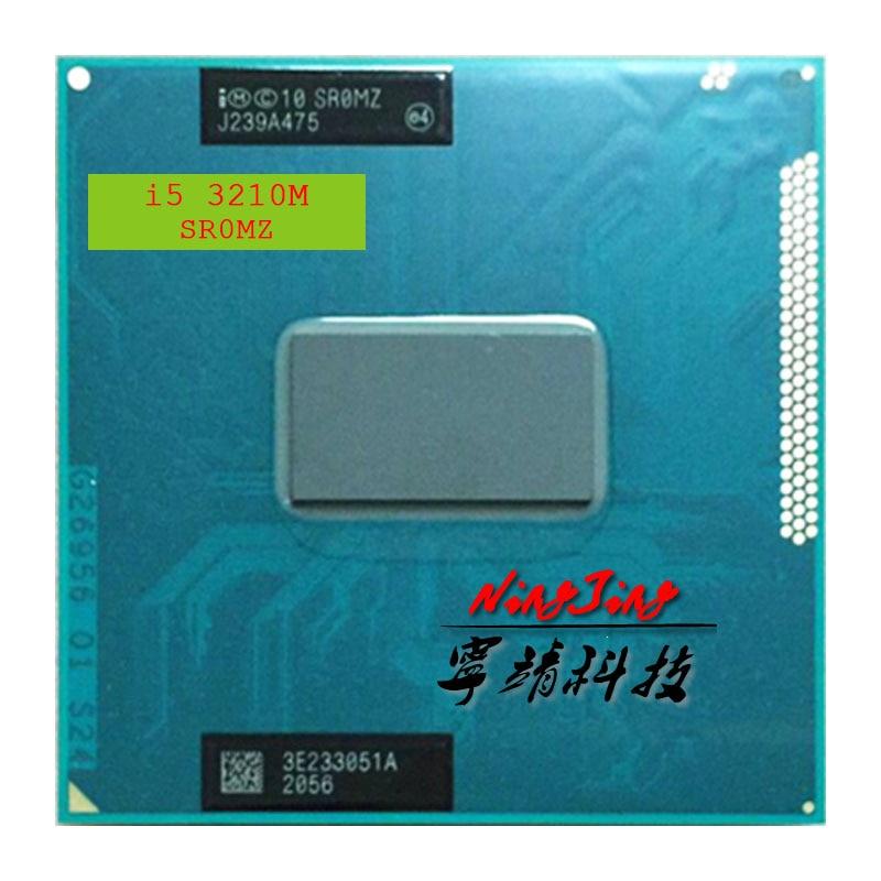 Intel Core i5 3210M i5 3210M SR0MZ 2 5 GHz Dual Core Quad Thread CPU Processor