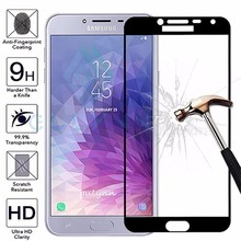 3D Protective Glass For Samsung Galaxy A3 A5 A7 J3 J5 J7 2017 Full Cover For Samsung A8 A6 J4 J6 Screen Protector Tempered Glas protective glass red line for samsung galaxy a5 2017 full screen 3d gold
