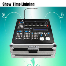 Promotion New Sunny 512 DMX Controller Stage light DMX Master console with flycase package use for led par beam moving head promotion factory outlets 5pcs lot wireless dmx 512 controller transmitter