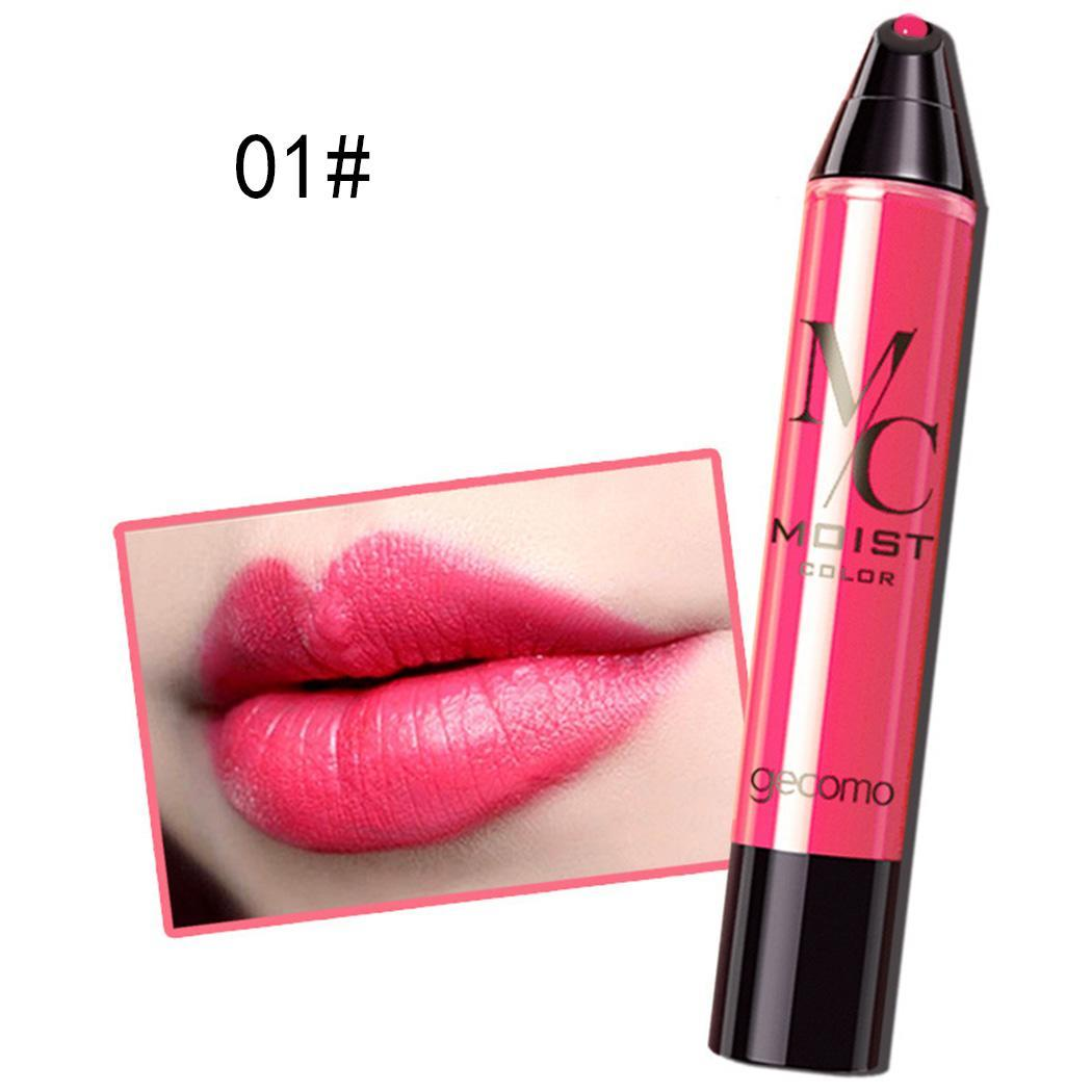 Lip Long-Lasting Irresistible Glossy Red Temptation Color Squeeze Amazing Glaze 3