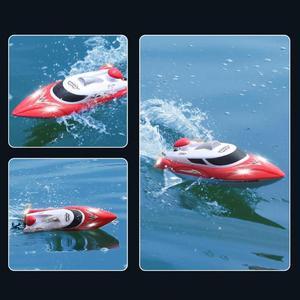 Image 3 - RC Thuyền 2.4G tốc độ Cao Điều Khiển Từ Xa Tự Động Lật Ngoài Trời RC Racing Đồ Chơi Quà Tặng cho Trẻ Em Trẻ Em
