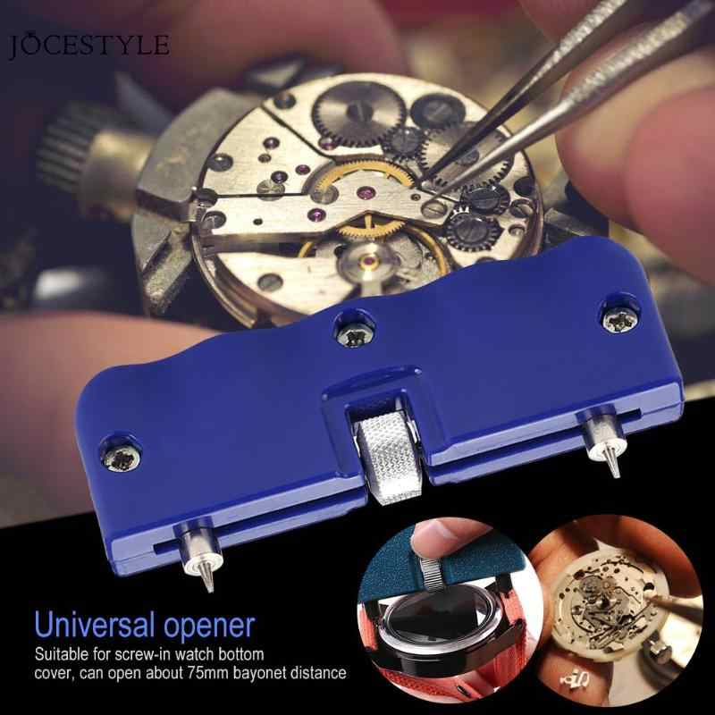 Watch Cover Open Claws Repair Tool Battery Change Kit Adjustable Back Case Opener Cover Remover Screw Watchmaker Repair Tool