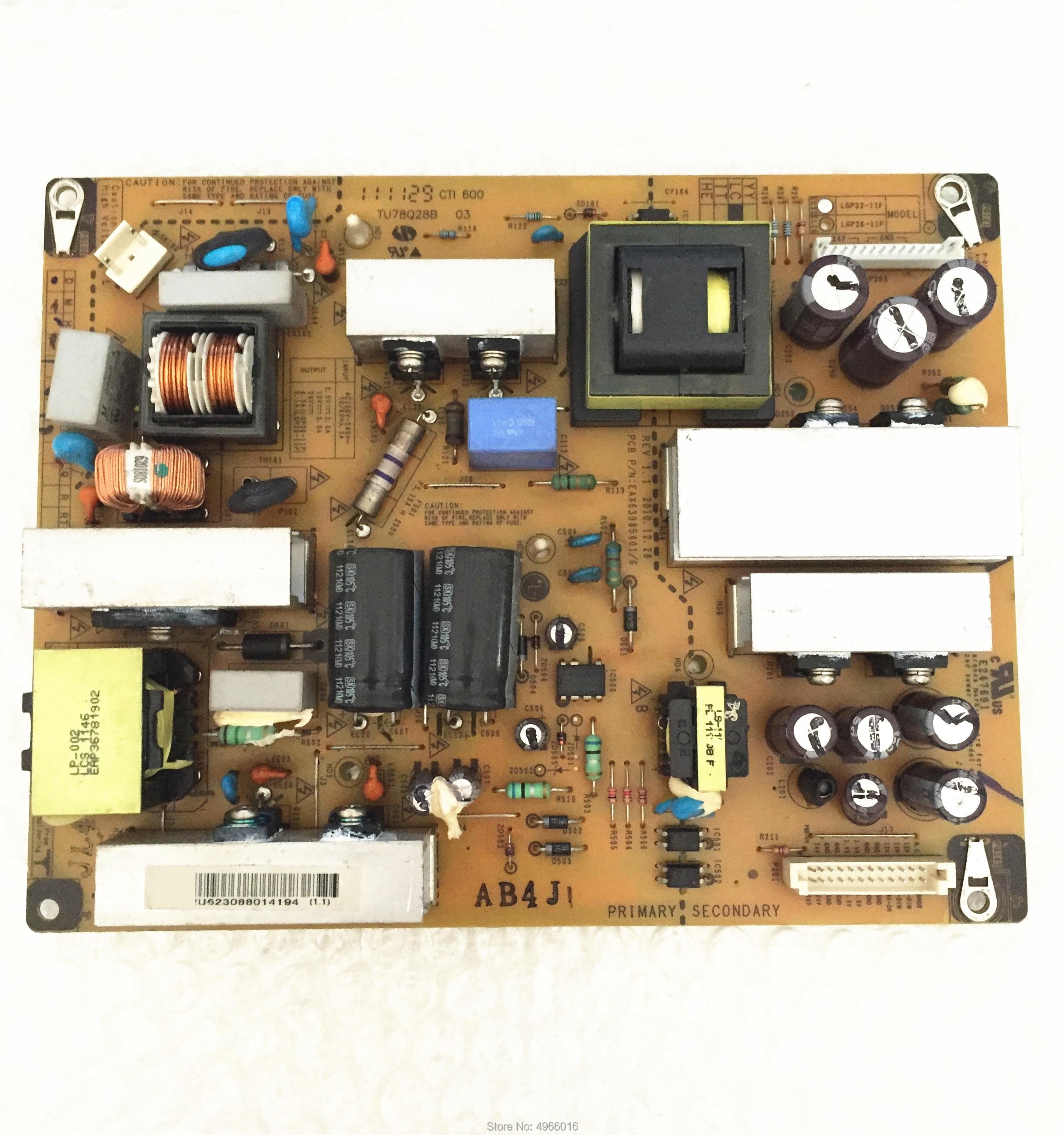 Begeistert Original 32ld325c 32ld310 Power Board Lgp32-11p Eax63985401 Dj Ausrüstung Zubehör Kaufe Eins Dj Ausrüstung Und Zubehör Bekomme Eins Gratis Professionelle Audiogeräte