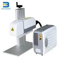 Глубокая гравировка 30 Вт 50 100 портативный Настольный волоконный лазер маркировочная машина ювелирные изделия