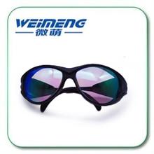 Weimeng 1000nm-1100nm OD6 + Безопасность 1064 YAG лазерные защитные очки для резки и сварки машины и лазерная косметическая машина