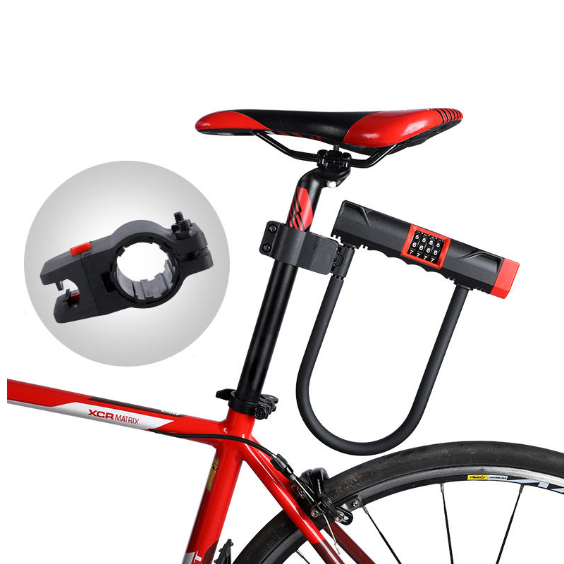 U bloquear bicicleta bloqueio código candado candado bicicleta moto moto anti roubo cadeado cadeado de bicicleta moto rcycle antivol bicicl