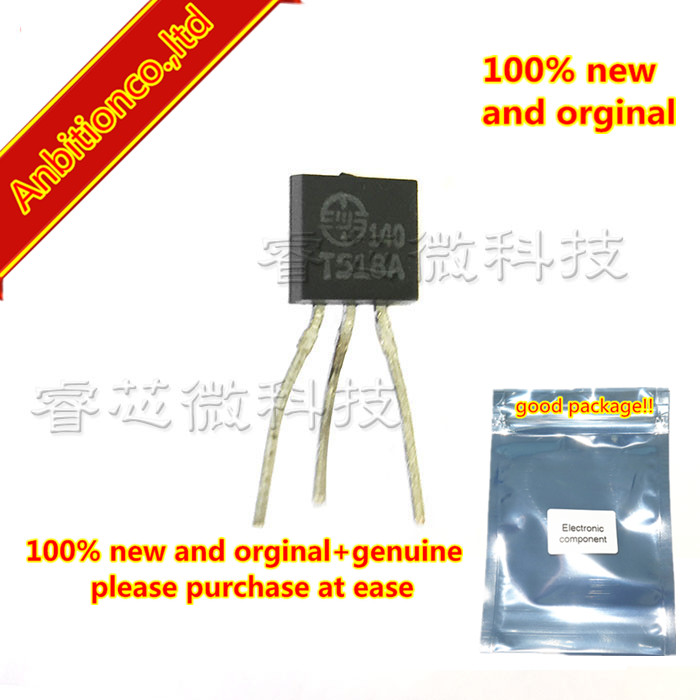 10pcs 100% New Original PST518A T518A TO-92 FOR SYSTEM RESETTING MONOLITHIC IC In Stock