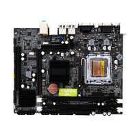 Jia Huayu G31 Computer Motherboard Dual-Core 771 Mainboard LGA 775 Motherboard 771/775 Dual Board DDR2 VGA High Compatibility