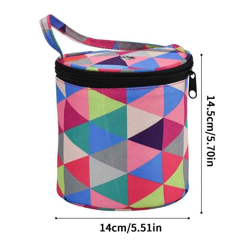 Ev Günlük Bitirme saklama çantası Iplik Ipliği Tığ Dikiş Iğnesi Çanta Örgü Aracı saklama çantası Ev Ürünleri