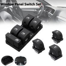 8E0959851B Электрический мощный главный переключатель окна для Audi A4 B6 B7 Sedan 8E0959855 8E0959851
