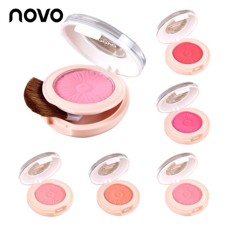 Rouge Blush Make-up And Brighten Makeup Blush Natural Waterproof Lasting Cosmeti
