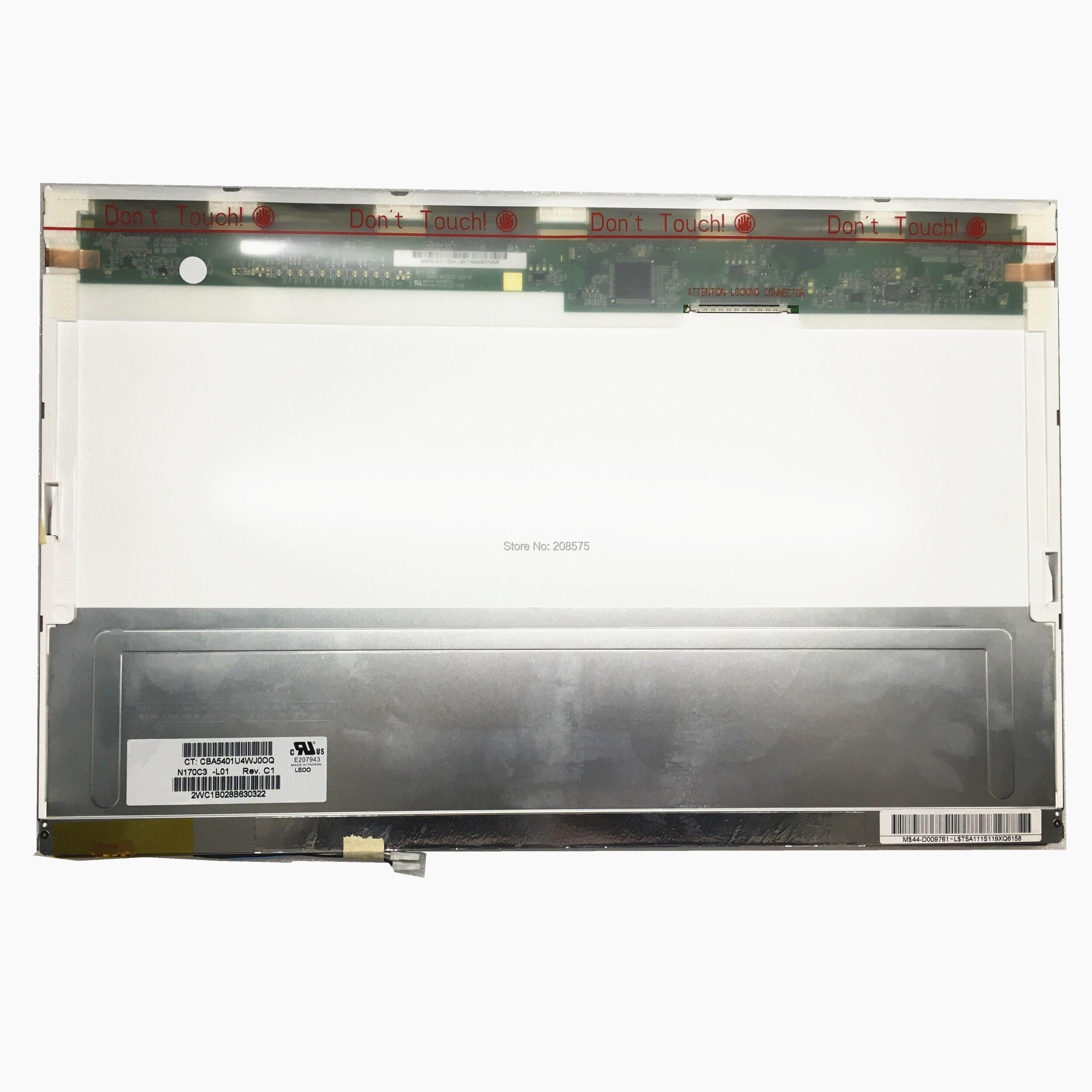 Free Shipping N170C3-L01 N170C3 L01 N170C3-L02 N170C1-L02 B170PW04 V0 B170PW02 V0 Laptop Lcd Screen 1440*900 CCFL 30 PinsFree Shipping N170C3-L01 N170C3 L01 N170C3-L02 N170C1-L02 B170PW04 V0 B170PW02 V0 Laptop Lcd Screen 1440*900 CCFL 30 Pins