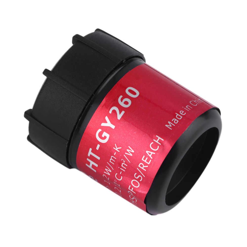 Теплопроводящая силиконовая паста Охлаждающий радиатор вентилятора для процессор ПК 6LW9 Eletronic Hot