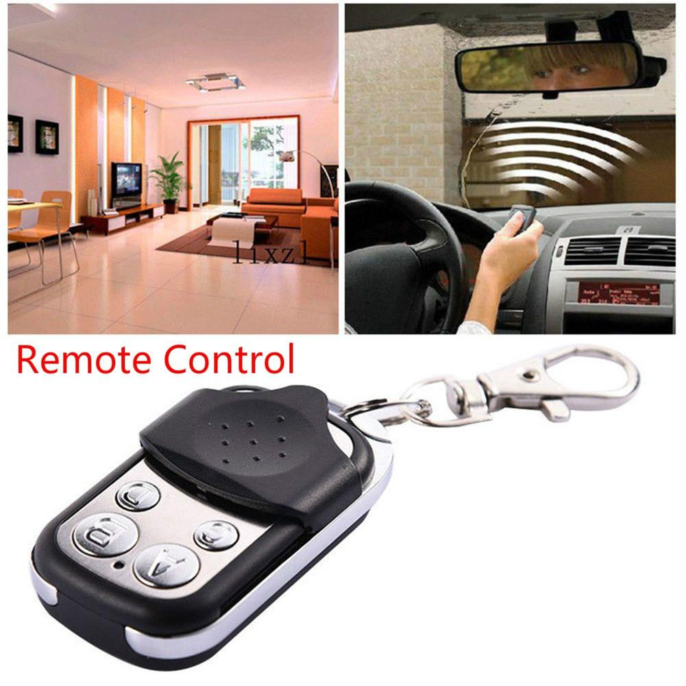 Image 5 - New Remote Control 433mhz Electric Cloning 4 Channel Universal Copy Code Gate Garage Door Opener Key RF Fob Universal-in Remote Controls from Consumer Electronics