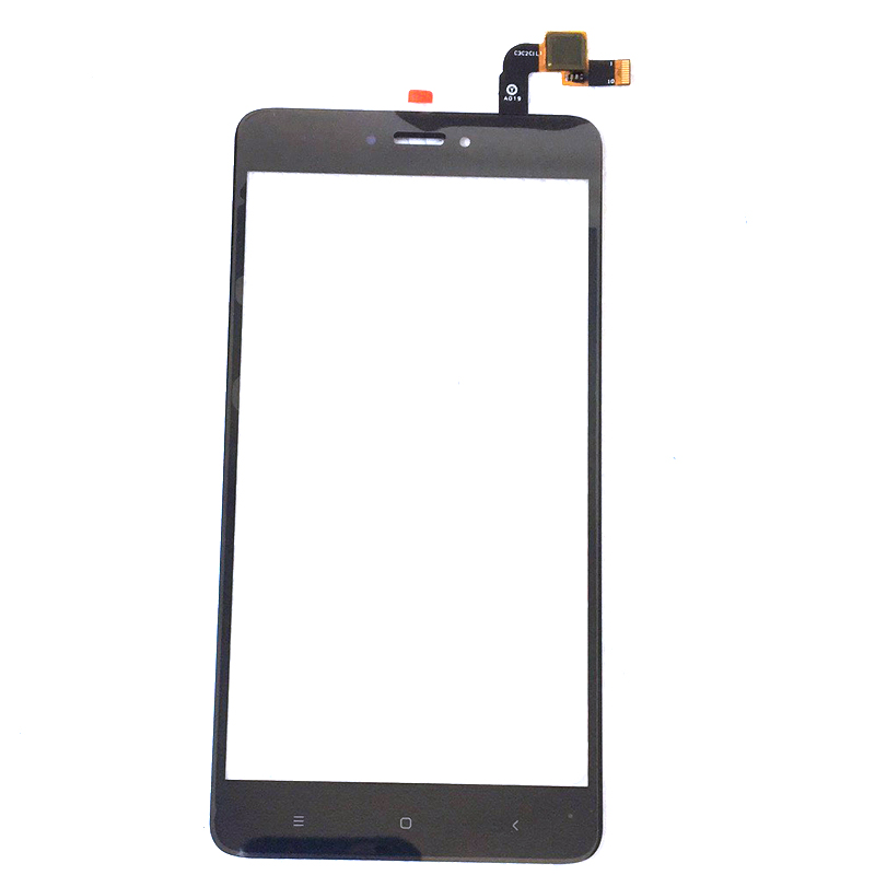 Image 2 - A Quality For Xiaomi Redmi Note 4 Global Snapdragon 625 TouchScreen Front Glass With Sensor Replacement-in Mobile Phone Touch Panel from Cellphones & Telecommunications
