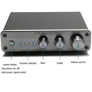 Image 3 - FX   Audio XL 2.1BL TPA3116 บลูทูธดิจิตอลเครื่องขยายเสียงซับวูฟเฟอร์ RCA/AUX/BT 50 W * 2 + 100 W