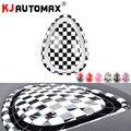 KJAUTOMAX воздушный Выпускной декоративный чехол для Mini Cooper F54 F55 F56 автомобильный Стайлинг ABS аксессуары