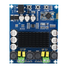 TPA3116D2 120Wx2 Wireless Bluetooth 4.0 Audio Receiver Digital Amplifier Board DC12V-24V Module