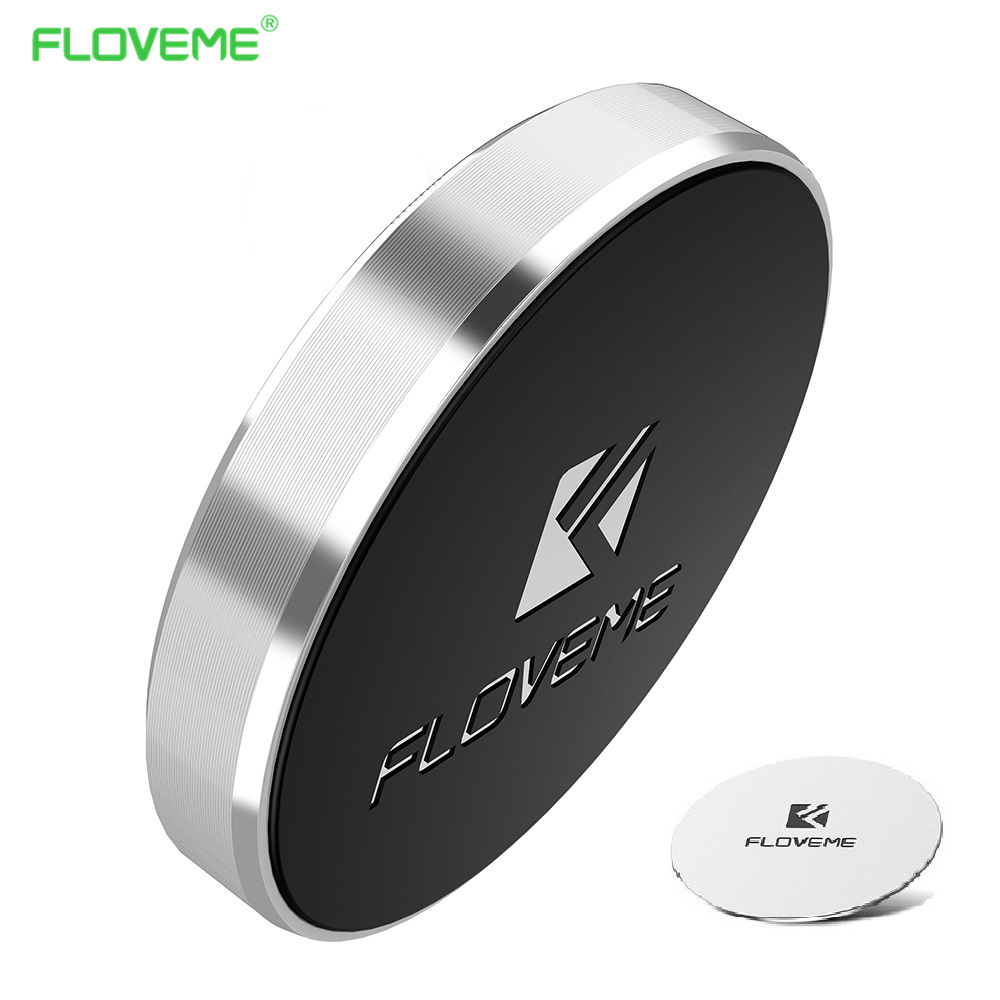 FLOVEME Universal Magnet Mobile Phone Stand Car Holder Magnetic Stick Car Phone Holder For IPhone Samsung Xiaomi Telefon Tutucu