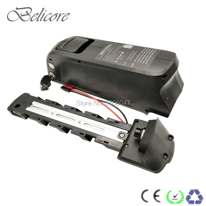 li ion 36v 500w e bike battery 36v 15ah 15 6ah 17 4ah 20ah 21ah dolphin down tube electric bike battery in Electric Bicycle Battery from Sports Entertainment