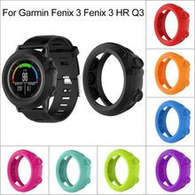 Rondaful High QualityProtector Case Protective Shell For Garmin Fenix 3 HR Quatix Smart Watch