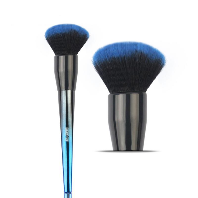 Round Head Powder Brush Makeup Brushes Powder Foundation Blush Eye Shadow Blend Cosmetic Beauty Make Up Brush Tool Kit Maquiagem