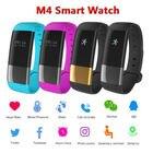 ✔  M4 Smart Band Часы Браслет Браслет Фитнес-Трекер Артериального Давления HeartRate IP68 ★