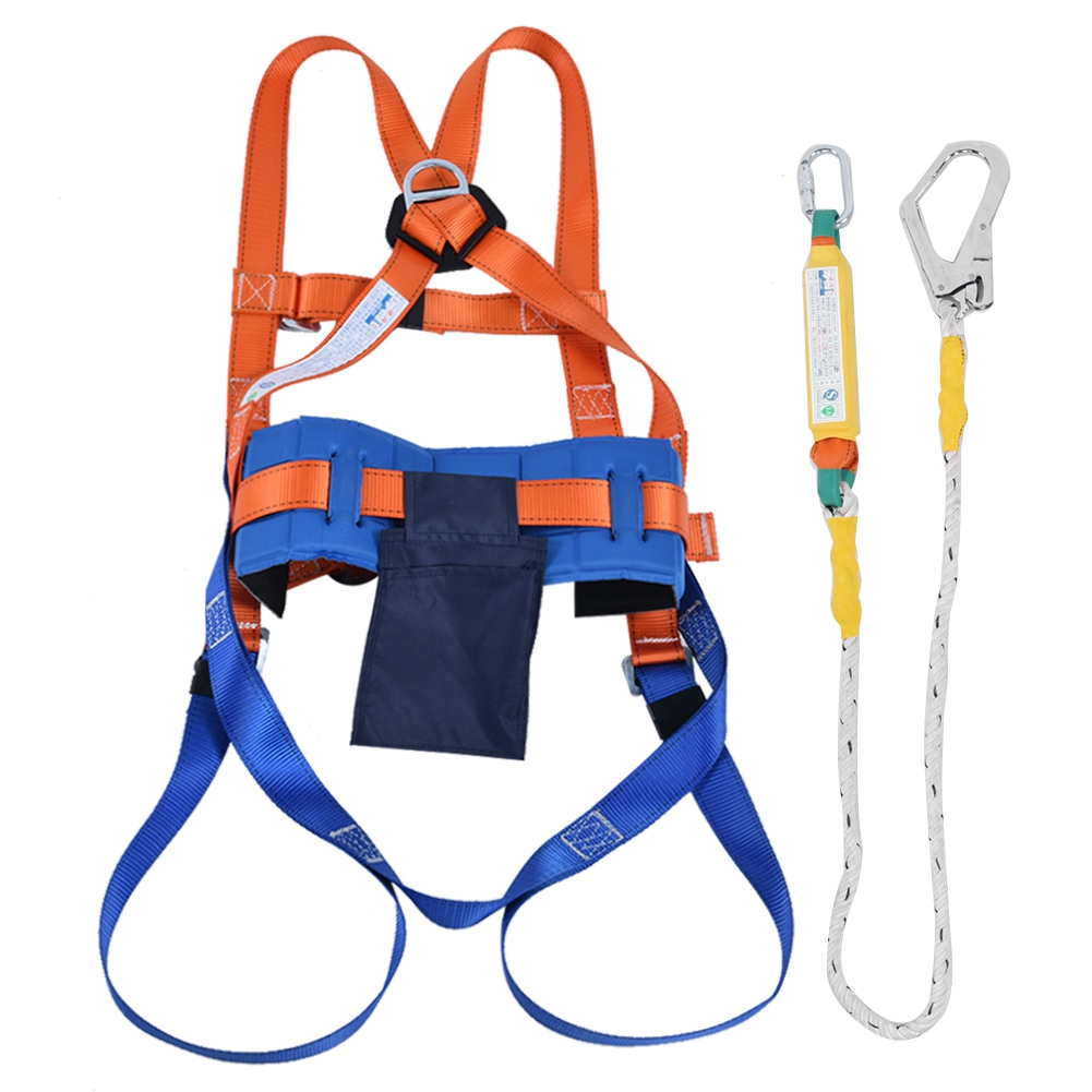 Aerial Work Fall Protection Full Body Safety Harness