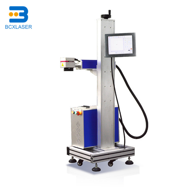 Factory Direct Sale Flying Fiber Laser Marking Machine Fly Light Fibre With Price