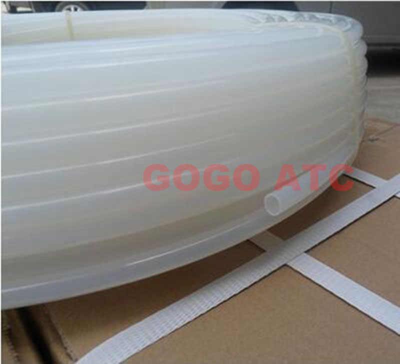 OD 6mm ID 4mm PA6 * 4 100 m Hoge druk temperatuur corrosiebestendig Nylon buis air compressor Polyamide pneumatische pijp