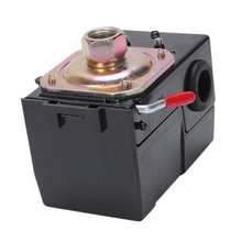 цена на 1Pcs Air Compressor Switch Universal Pressure Switch 95-125 Psi For Air Compressor Pump Control Valve