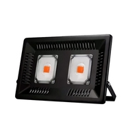 ARILUX Led Grow Lght AC220V 100W Full Spectrum LED Flood Grow Light Waterproof IP65 for Indoor Ourdoor Plant Flower Hydroponics