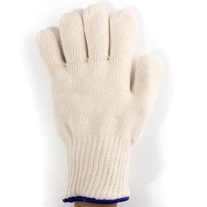 Image 2 - High Quality Thicken Double Cotton 500 Celsius Super Heat Resistant Anti Burn Heatproof Gloves Oven Kitchen White