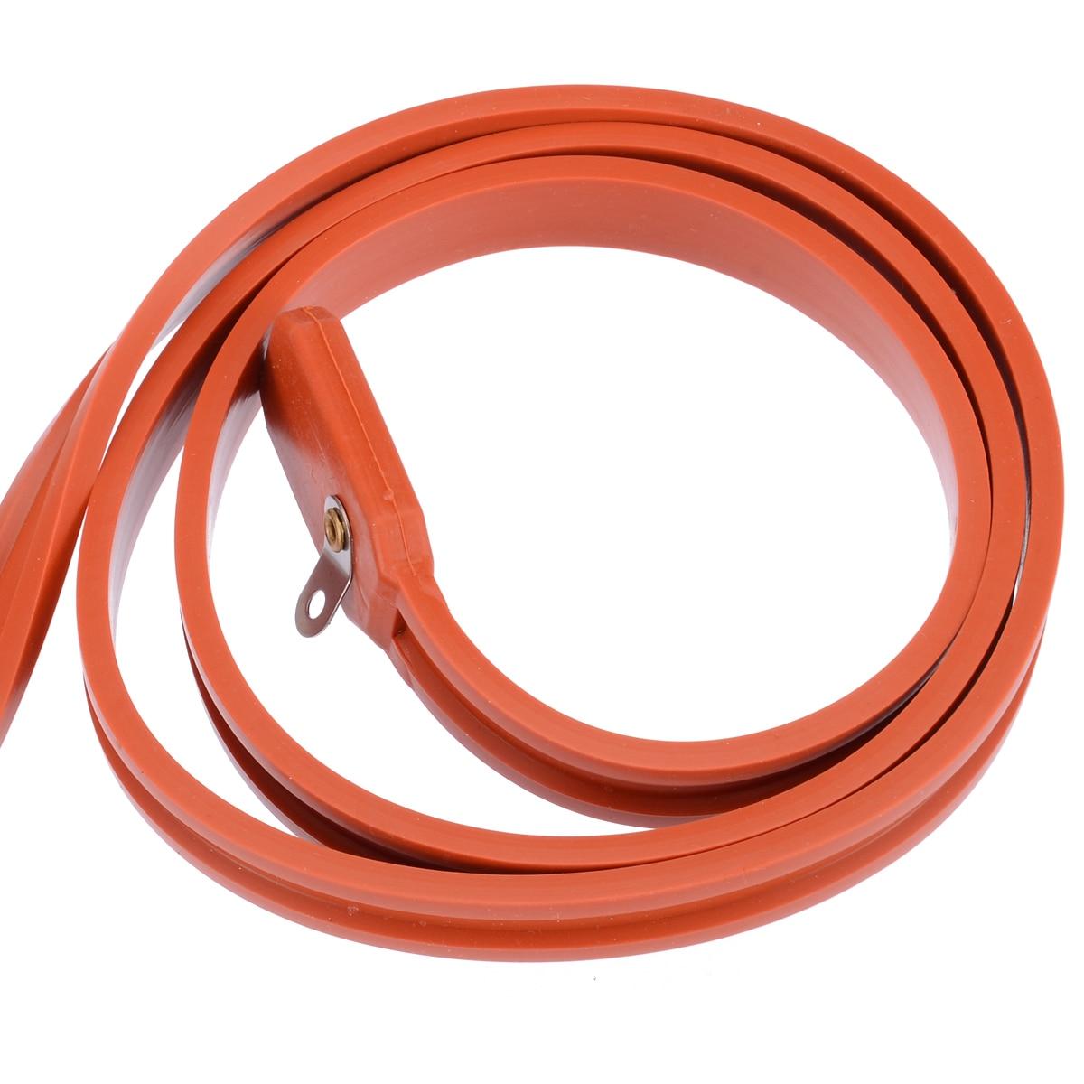 80W 220V Electric Brew Heating Belts Heater Brewing Belt for Wine Beer Spirit Fermentation Pail Making Accessory