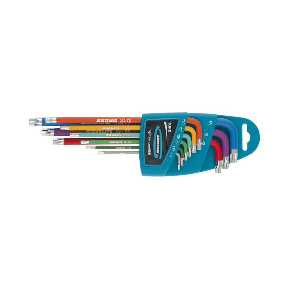 Hand Tool Sets GROSS 16400 Hand Tools Wrench Hex Allen Key