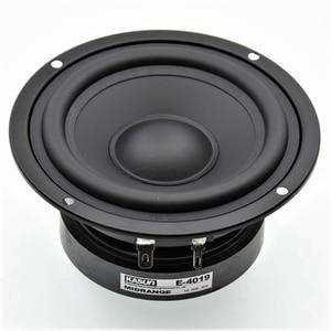 "Image 5 - DIY AUDIO HIFI 4.5 inch 4"" Pure Midrange speaker Unit  8OHM 80W Loudspeaker E 4019 Metal fully Sealed Alto Speaker MID Units"