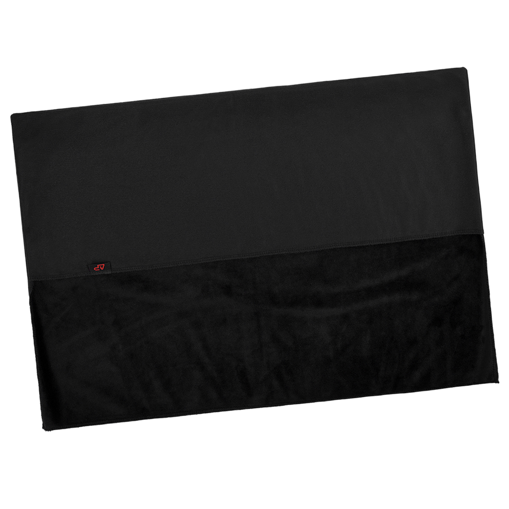 Black PU LeatherProtective Screen Monitor Cover Dust Sleeve For IMAC 21.5/'/' 27/'/'