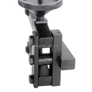 Image 3 - 12mm kelepçe tipi tırtıl aracı 0.8mm retiküle tırtıllı tekerlek SIEG S/N:10130